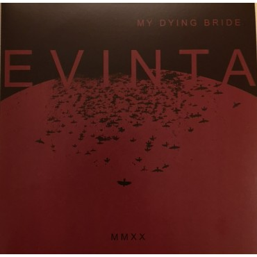 My Dying Bride - Evinta MMXX // 2LP