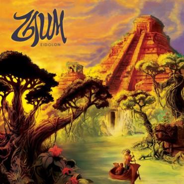Zaum - Eidolon // LP, green