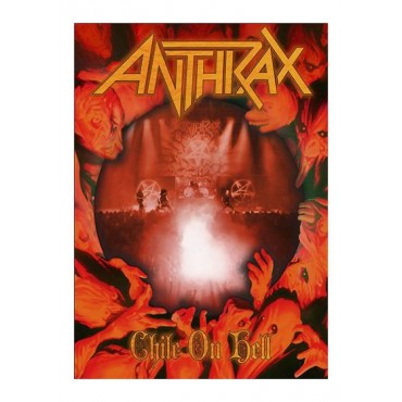 Anthrax - Chile On Hell // 2 CD neufs