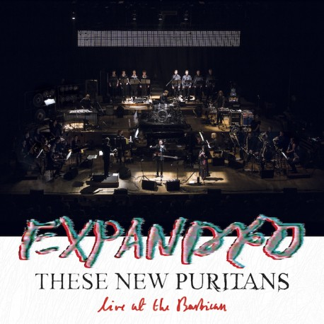 These New Puritans - Expanded // CD neuf
