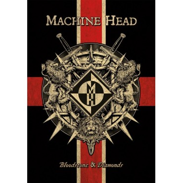 Machine Head - Bloodstone & Diamonds // CD neuf