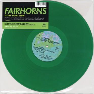 Fairhorns - Doki Doki Run // LP neuf
