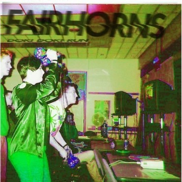 Fairhorns - Doki Doki Run // CD neuf