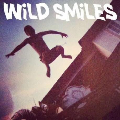 """Wild Smiles - Take Me Away // 7"""" neuf"""