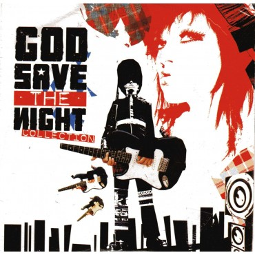 Various Artists - God save the night // CD neuf