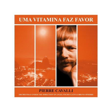 Pierre Cavalli – Uma Vitamina Faz Favor // LP Neuf