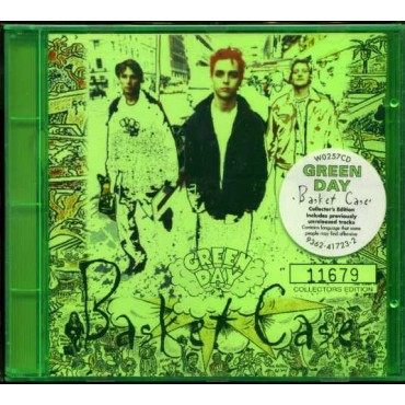 Green Day - Basket case (collector edition) // CD neuf