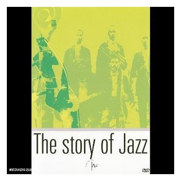 The story of Jazz // DVD occas
