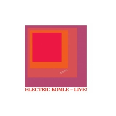 Bushman's Revenge – Electric Komle - Live! // LP+CD neuf