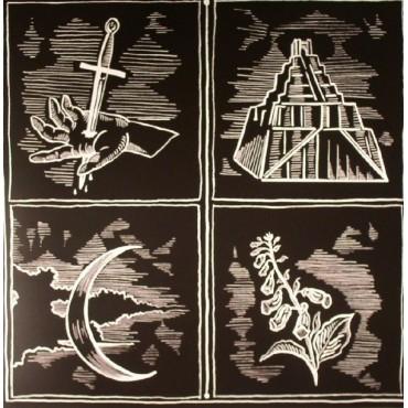 Taman Shud - Viper Smoke // LP+CD neuf