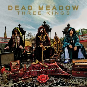 "DEAD MEADOW ""Three Kings"" //CD+DVD neuf"