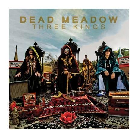 """DEAD MEADOW """"Three Kings"""" //CD+DVD neuf"""