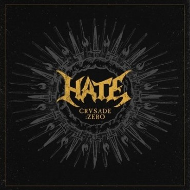 Hate - Crusade:Zero // CD neuf