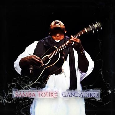 Samba Touré - Gandadiko // LP neuf