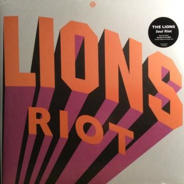 The Lions - Soul Riot // 2LP neufs