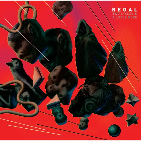 Regal - Two cycles and a little more // LP neuf