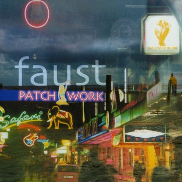 Faust ‎– Patchwork 1971 - 2002 // CD neuf