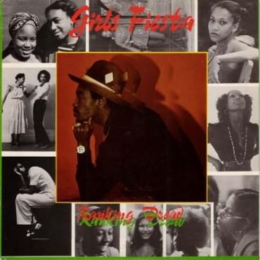 Ranking Dread - Girls Fiesta - Ltd. LP Edition // LP neuf