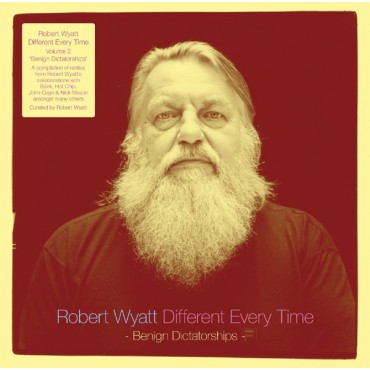 Robert Wyatt - Different Every Time / Volume 2 // 2LP neufs