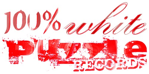 100% white puzzle records - Disquaire